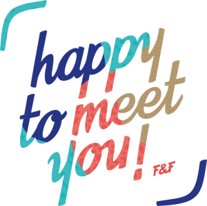 Logo Happy to Meet you