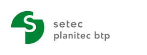 Setec planitec btp logo